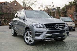 Mercedes-Benz ML 350 D AMG 258HP