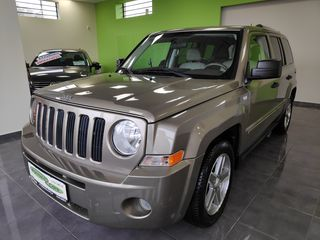 Jeep Patriot LIMITED EDITION 4x4 ΑΥΤΟΜΑΤΟ