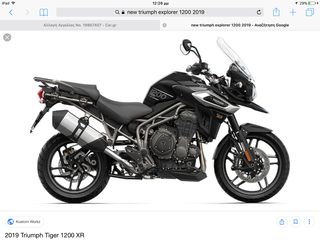 Triumph Tiger 1200 Explorer XR