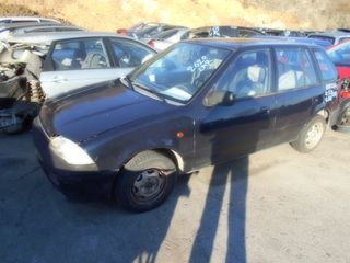 SUZUKI SWIFT '92 5ΘΥΡΟ 1.0cc EAB44S