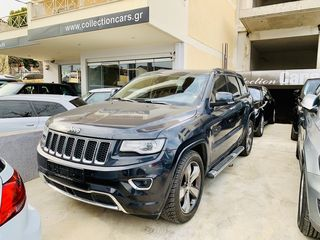 Jeep Grand Cherokee OVERLAND FACELIFT CRD PANORAMA