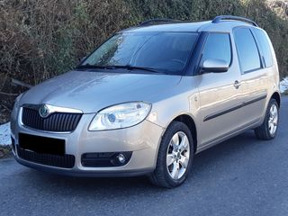 Skoda Roomster 1.4cc DIESEL-PANORAMA-CLIMA