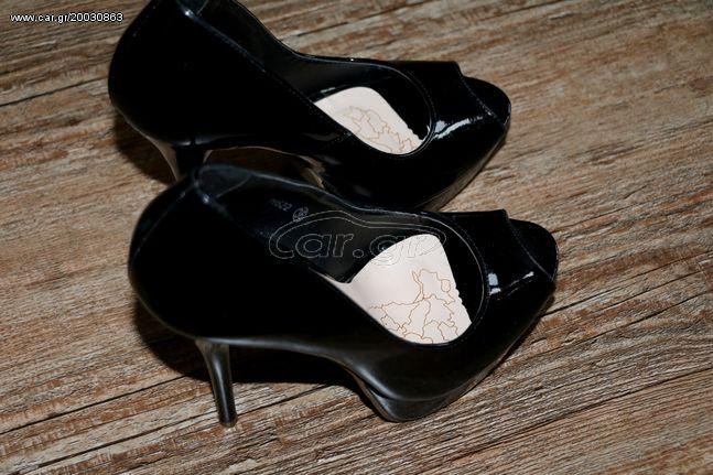 d88e4a096f7 Γυναίκεια υποδήματα Νο 37 σχεδόν καινούργια!!! παπούτσια - γόβες - σανδάλια  - μπότες Παλιά Σχεδίαση. Previous