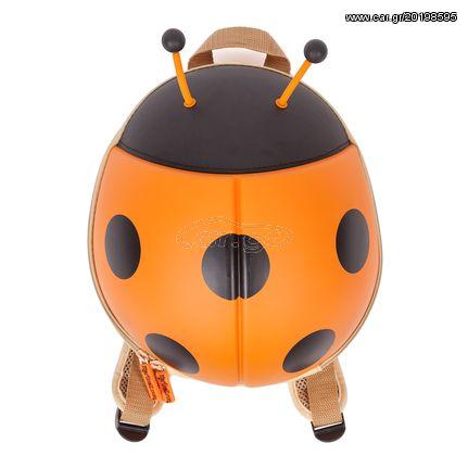 2b479a0a57e Παιδικό Σακίδιο πλάτης- Backpack MartinaZ LadyBug Orange Παλιά Σχεδίαση
