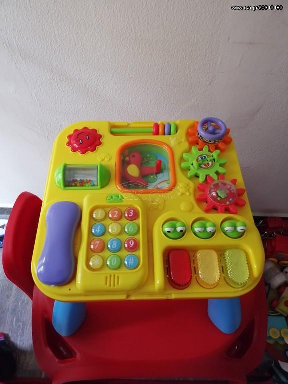 8925afe3045 Playgo τραπέζι δραστηριοτήτων - € 15 EUR - Car.gr