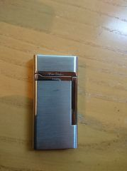 Pierre Cardin Tall Flint Lighter Chrome MF-191-01