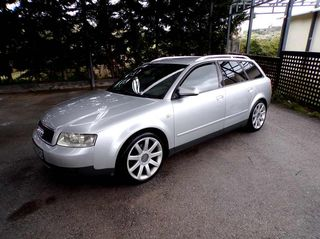 Audi A4 1.8T-AUTOMATIC-LEATHER