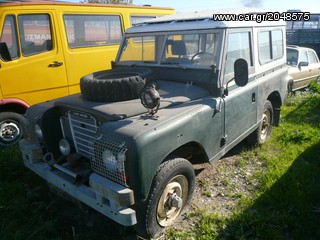 Land Rover Defender SERIES II