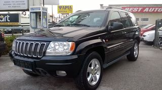 Jeep Grand Cherokee OVERLAND  ΔΩΡΟ ΤΑ ΤΕΛΗ.