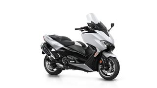 Yamaha T-Max 530 TMAX DX my conect