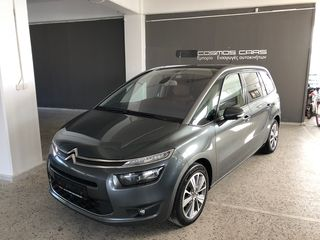 Citroen C4 Grand Picasso EXCLUSIVE HDI NAVI,ΔΕΡΜΑ