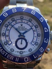 Rolex Yacht Master II Blue Automatic