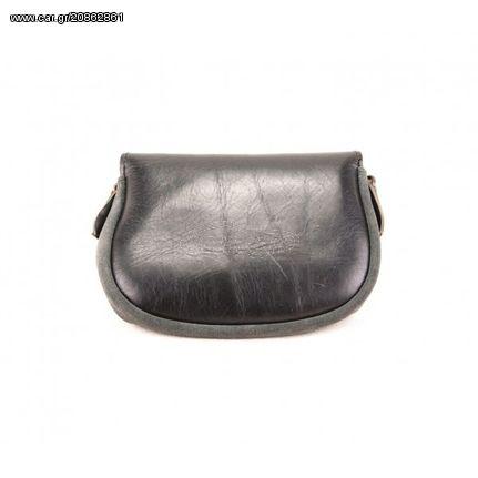 1b39574b17 Γυναικείο Δερμάτινο Τσαντάκι Χειροποίητο Model 193 - Μαύρο Παλιά Σχεδίαση.  Previous