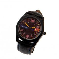 02190f42bc Forever Collectibles Ltd Ρολόι χειρός Barcelona - Επίσημο προϊόν της Barcelona  F.C (100-100