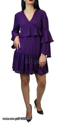 258517ba900e Γυναικείο Φόρεμα MYT Mini Magenta - € 61 EUR - Car.gr