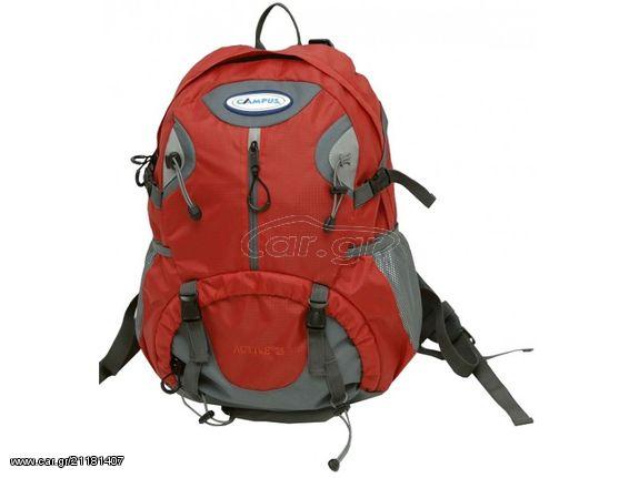 1229b4b000 Σακίδιο πλάτης κόκκινο Active 25lt για ορειβασία-πεζοπορία-camping Παλιά  Σχεδίαση