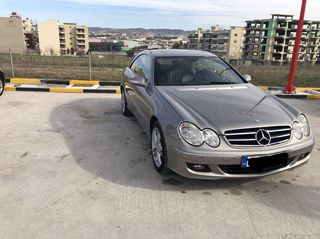 Mercedes-Benz CLK 200 KOMPRESSOR AVANTGARDE FACELIFT
