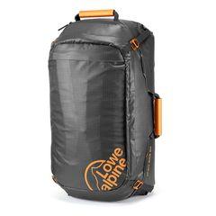 0bb3bce7fd Σακίδιο Lowe Alpine AT Kit Bag 90 Anthracite   Anthracite - Tangerine - One  size -