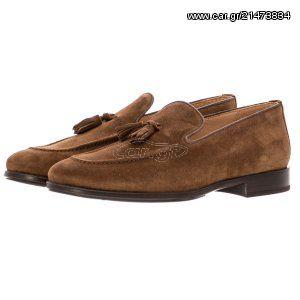 ae89db00d12 Ανδρικά Παπούτσια Χωρίς Κορδόνι 36C3 Καφέ Δέρμα Καστόρι - € 145 EUR ...