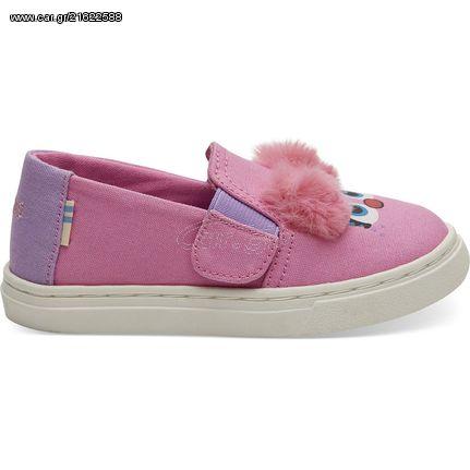 f00f9e1f00e TOMS X Sesame Street Abby Παιδικά παπούτσια 10013635 - € 48 EUR - Car.gr