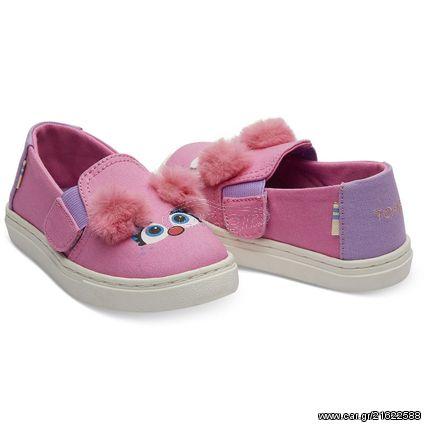 c1ed5155ee8 TOMS X Sesame Street Abby Παιδικά παπούτσια 10013635 Παλιά Σχεδίαση.  Previous