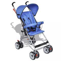 285e81cc8d6 Παιδικό καρότσι Σύγχρονο για μωρά και μικρά παιδιά Μπλε vidaXL 10056  Παιδικό καρότσι Σύγχρονο για μωρά και μικρά παιδιά Μπλε vidaXL 10056