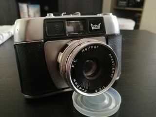 fbcdf40e32 Halina Camera 45mm