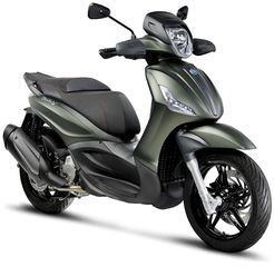 Piaggio Beverly 350 Sport Allure Carbon look !!!