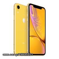 YELLOW .. IPHONE XR .. 6.1'' .. DUAL SIM .. CLONE .. with FA...