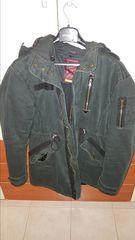 352d95d320 Μπουφαν τύπου Parka Staff
