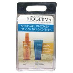 Bioderma Photoderm Bronze Dry Oil SPF50+ 200ml + ΔΩΡΟ Atoderm Gel Douche 100ml