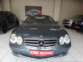 Mercedes-Benz SL 500 AMG LOOK FULL EXTRA CRS MOTORS