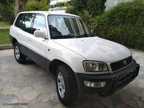 4d4fcca7a8 Toyota RAV 4  00 - € 8 EUR (Negotiable) - Car.gr