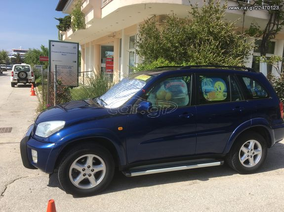 fdadec0d59 Toyota RAV 4 RAV4-II 4x4  03 - € 6.690 EUR (Συζητήσιμη) - Car.gr
