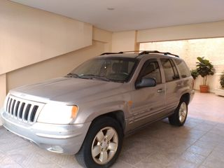 Jeep Grand Cherokee LIMITED EDITION AYTOMATO