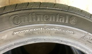 Continental PremiumContact 2,  185/55/16, 4 τεμάχια