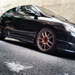 Honda Civic Type-r ep3 k24