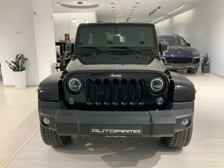 Jeep Wrangler Edition