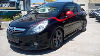 Opel Corsa COLOR WAVE OPC LINE SPORT.
