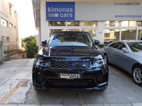 Land Rover Range Rover Sport 2 0 LITER P400E PLUG-IN HYBRID '19 - € 129 000  - Car gr