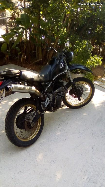 Yamaha XT 550 '84 - € 2 600 - Car gr