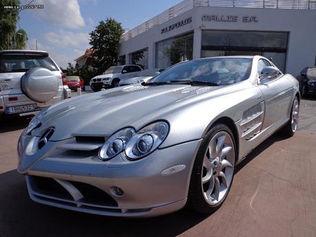 Mercedes Benz SLR MCLAREN U002706   Ask For Price