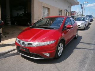 Honda Civic 1300 CC 5D A/C FULL EXTRA