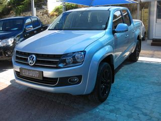 Volkswagen Amarok 2.0 cc 180hp auto navi leather