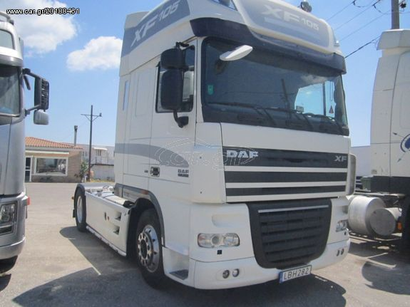DAF XF 105  510 '07 - Ask for price - Car gr