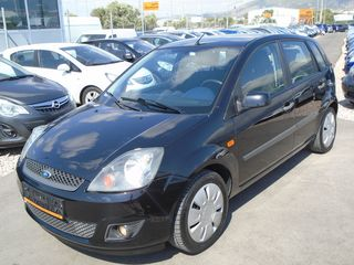 Ford Fiesta 1.4TDCI*EURO4*68PS*A/C*
