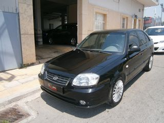 Hyundai Accent 1300 FULL EXTRA  A/C Y/T