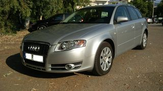 Audi A4 S/WAGON-TURBO-CLIMA