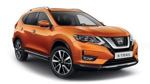 Nissan X-Trail TECHNA 4Χ4 AUTO