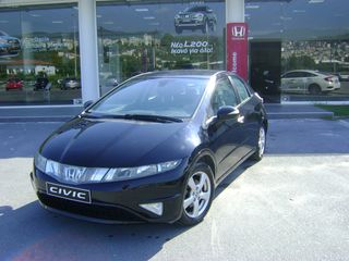 Honda Civic 1.33 SPORT-BOOK SERVICE-Aριστο